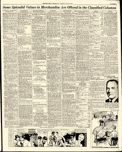 Chester Times, July 31, 1933, Page 15