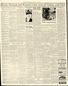 Chester Times, August 08, 1933, Page 8
