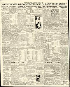 Chester Times, August 12, 1933, p. 10