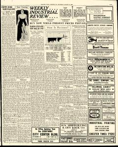 Chester Times, August 12, 1933, p. 5