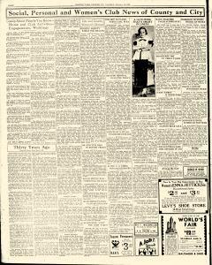 Chester Times, August 15, 1933, Page 8