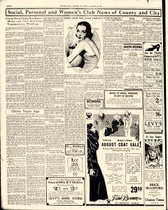 Chester Times, August 18, 1933, Page 8