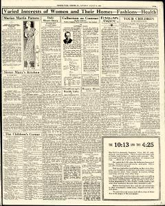 Chester Times, August 19, 1933, Page 9