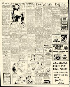 Chester Times, August 21, 1933, p. 4