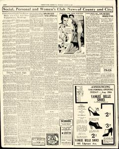 Chester Times, August 24, 1933, p. 8