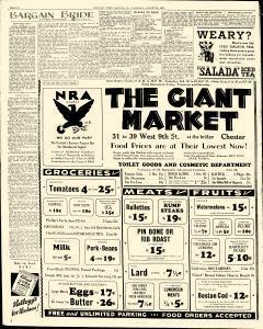 Chester Times, August 24, 1933, Page 12