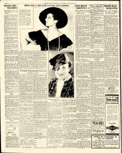 Chester Times, August 26, 1933, p. 2