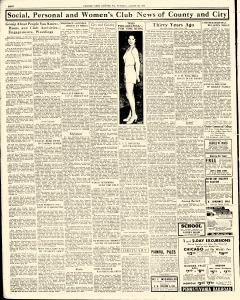 Chester Times, August 29, 1933, p. 8