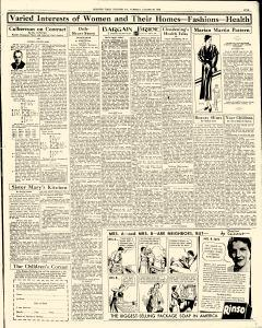 Chester Times, August 29, 1933, p. 9