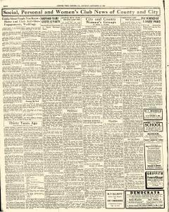 Chester Times, September 16, 1933, Page 8