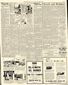 Chester Times, September 16, 1933, Page 3