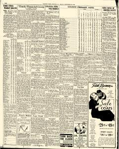 Chester Times, September 22, 1933, Page 2