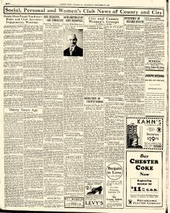 Chester Times, September 27, 1933, Page 8