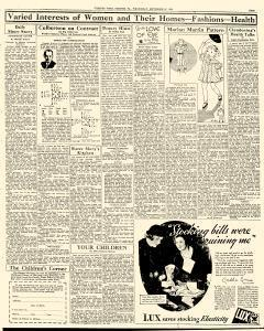 Chester Times, September 27, 1933, Page 9
