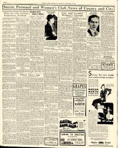 Chester Times, September 30, 1933, Page 8