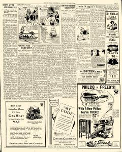 Chester Times, October 02, 1933, p. 3