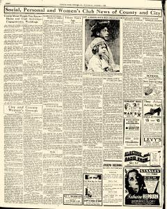 Chester Times, October 04, 1933, Page 8