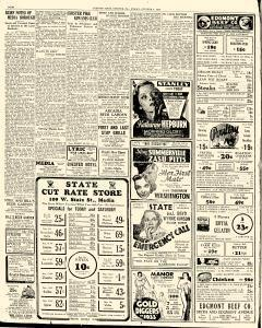 Chester Times, October 06, 1933, Page 4