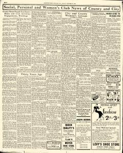 Chester Times, October 06, 1933, Page 8