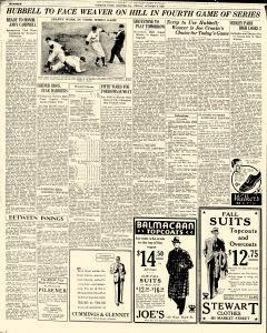 Chester Times, October 06, 1933, p. 14