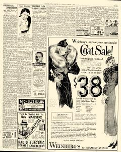 Chester Times, October 06, 1933, Page 3