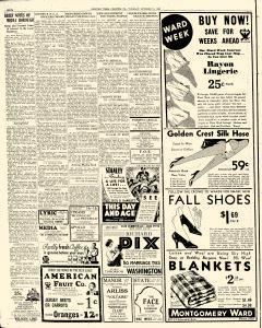 Chester Times, October 10, 1933, Page 4