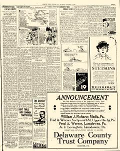 Chester Times, October 12, 1933, Page 3