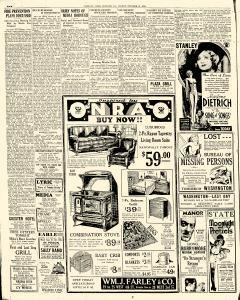 Chester Times, October 13, 1933, Page 4