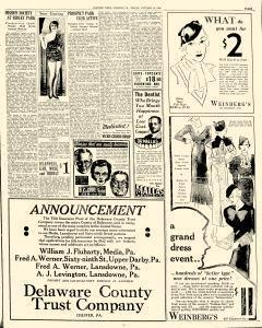 Chester Times, October 13, 1933, Page 3