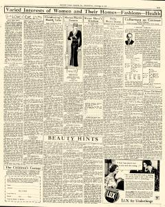 Chester Times, October 18, 1933, Page 9