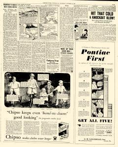 Chester Times, October 19, 1933, Page 5