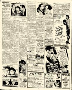 Chester Times, October 20, 1933, p. 4