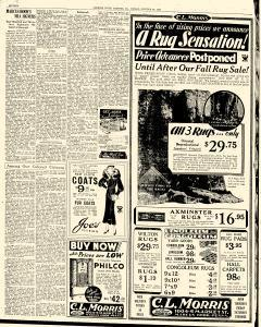 Chester Times, October 20, 1933, Page 16