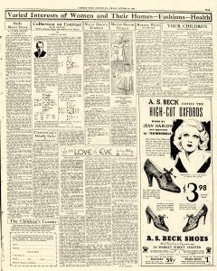 Chester Times, October 20, 1933, Page 9