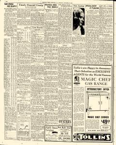 Chester Times, October 23, 1933, p. 2