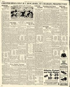 Chester Times, October 23, 1933, p. 12