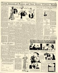 Chester Times, October 23, 1933, p. 9