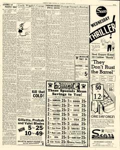 Chester Times, October 24, 1933, Page 5