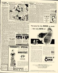 Chester Times, October 25, 1933, Page 3
