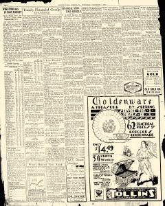 Chester Times, November 01, 1933, Page 2
