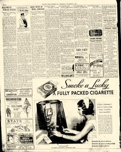 Chester Times, November 01, 1933, Page 4