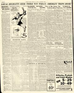 Chester Times, November 03, 1933, Page 16