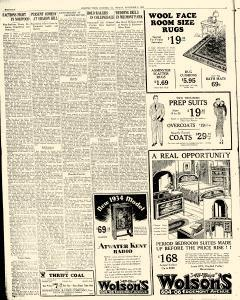 Chester Times, November 03, 1933, Page 18