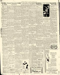 Chester Times, November 04, 1933, Page 2