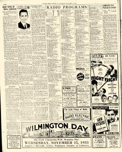 Chester Times, November 11, 1933, Page 4