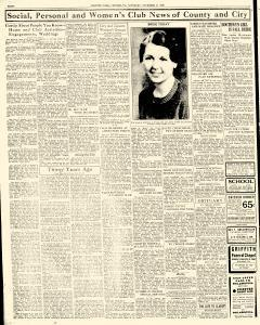 Chester Times, November 11, 1933, Page 8