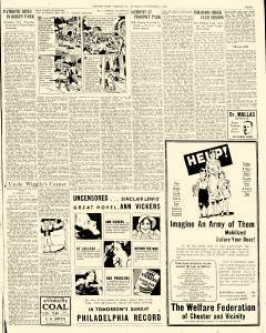 Chester Times, November 11, 1933, Page 3