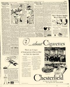 Chester Times, November 16, 1933, Page 3