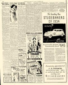 Chester Times, November 18, 1933, Page 4