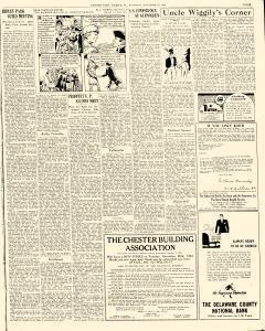 Chester Times, November 18, 1933, Page 3